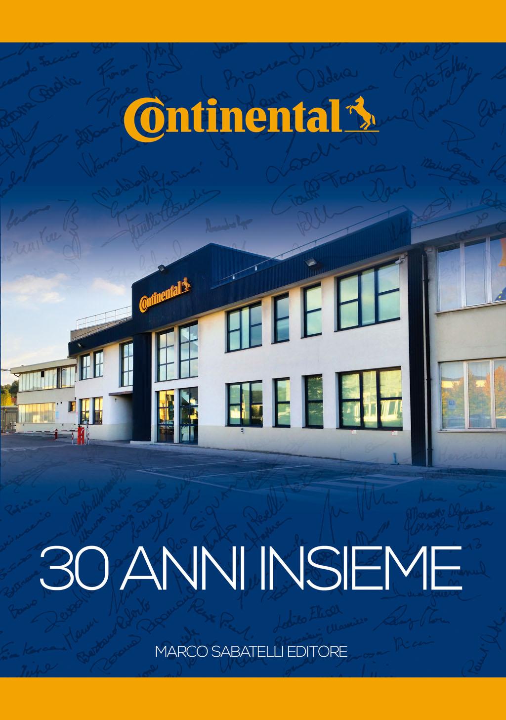 copertina continental