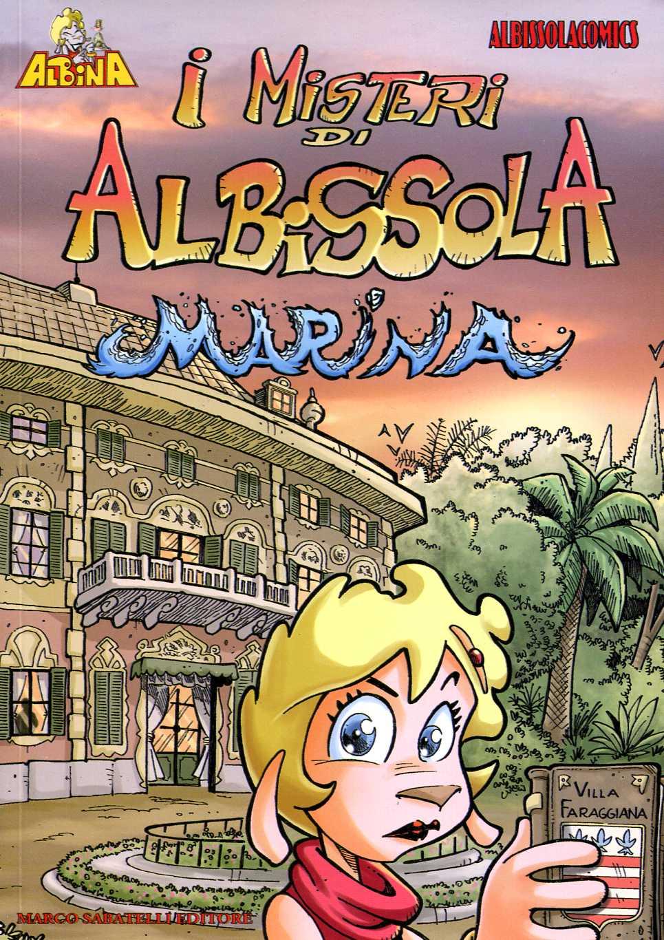 I Misteri di Albissola Marina