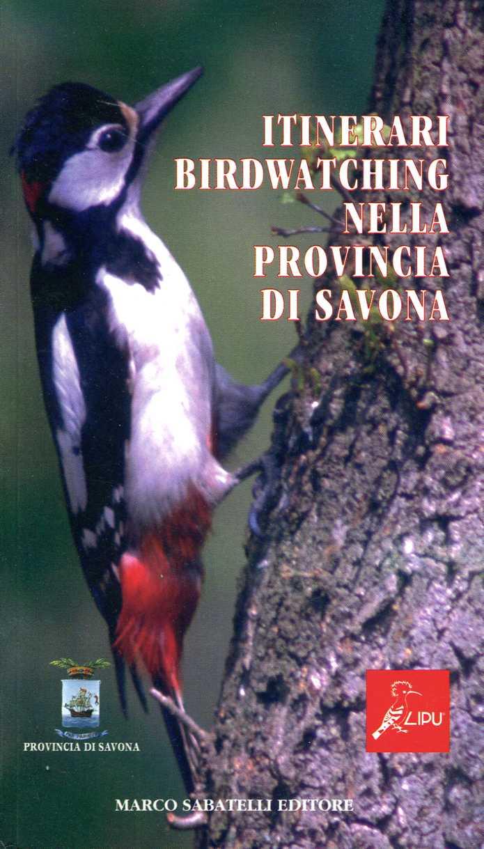 Itinerari Birdwatching nella provincia di Savona