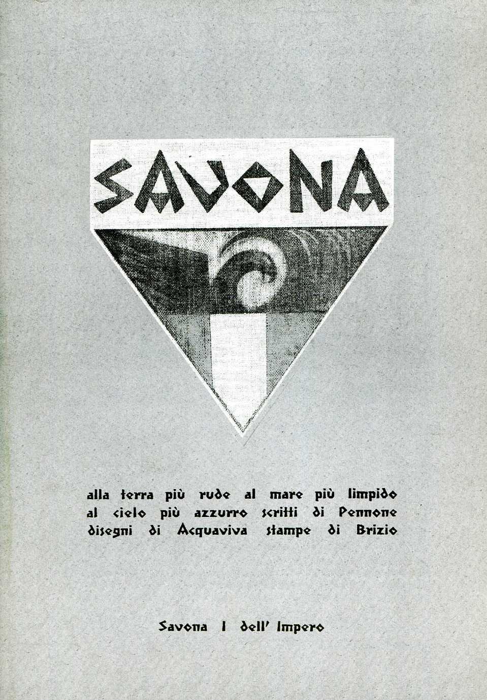 Savona (Pennone - Acquaviva - Brizio)
