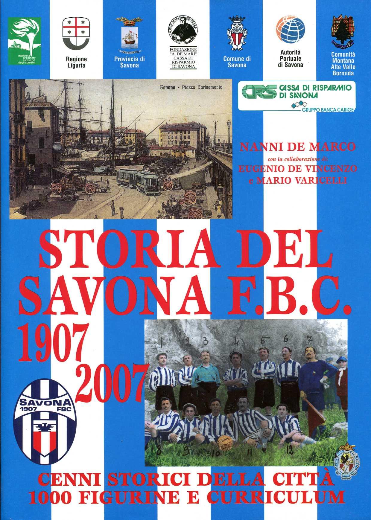 Storia del Savona F.B.C. 1907-2007