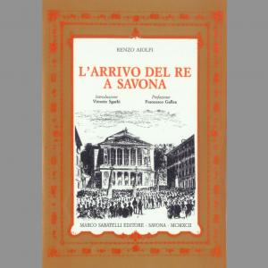 L'arrivo del re a Savona