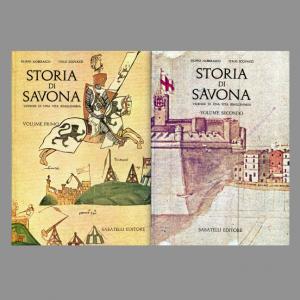 Storia di Savona - Vicende di una vita bimillenaria